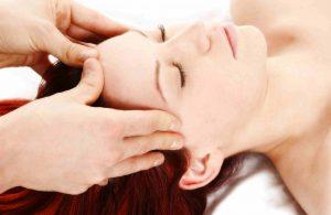 masajes para el dolor de cabeza