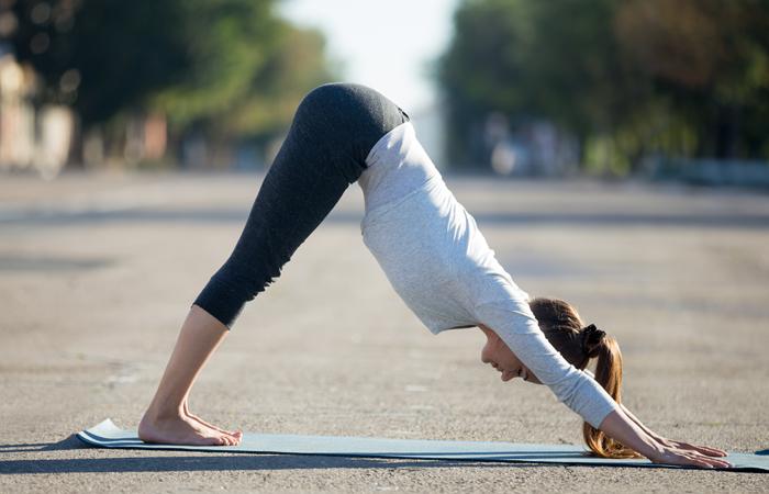 yoga para migraña