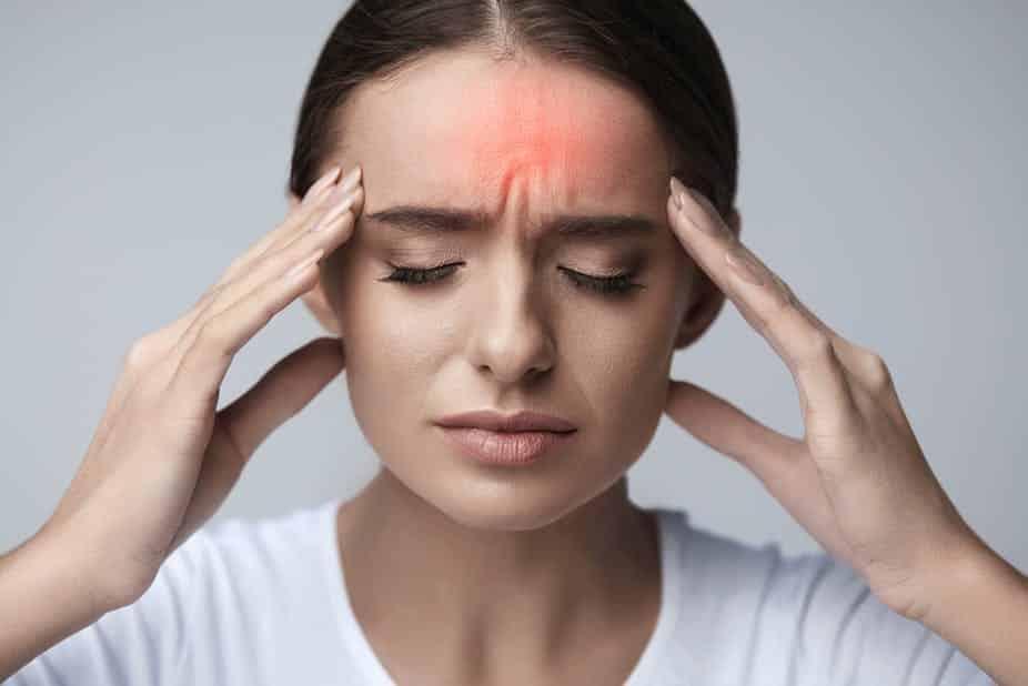 como aliviar el dolor de cabeza
